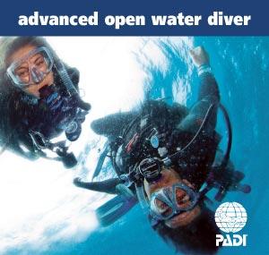 Curso de Buceo PADI Advanced Open Water Diver