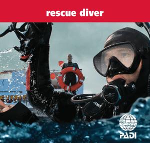 Curso de Buceo Rescue Diver